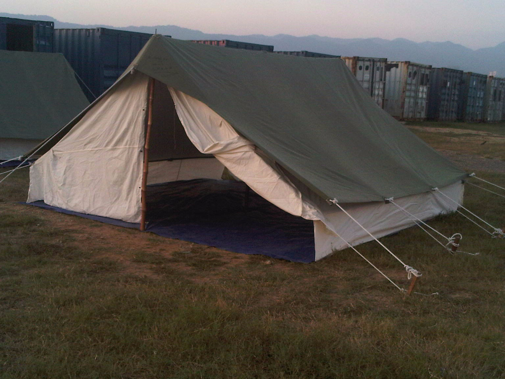 Top manufacturers of tents in South Africa. We supply Army Tents for