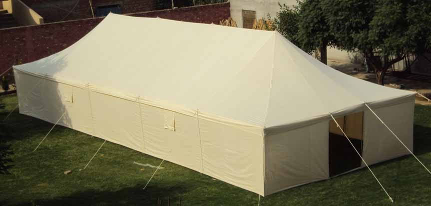 Canvas Tents for Sale | Manufacturers of Tents SA