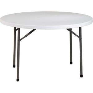 Steel Round Tables