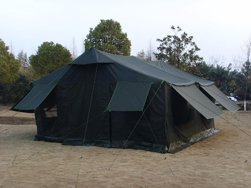 Canvas Tents for Sale - Military Tent